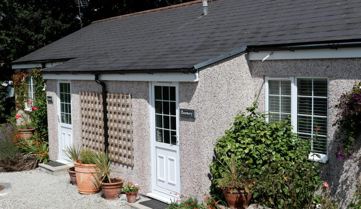 Our buyngalow style holiday cottages provide an excellent choice for couples and families. With private parking and rear patio garden. Set on our Gold Eco award site.