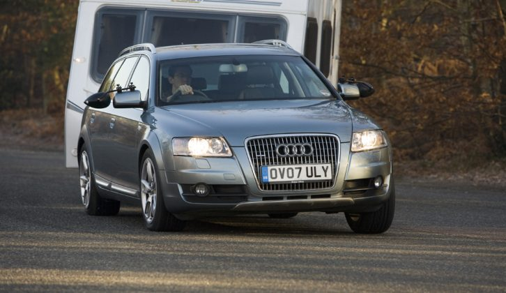 Practical Caravan's experts review and rate the 2008 Audi A6 Allroad 3.0 TDI Quattro Tiptronic to help you find the best tow car