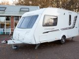 Best as a caravan for couples, the 2010 Swift Challenger 480 impressed Practical Caravan's expert reviewers with its elegant and practical design