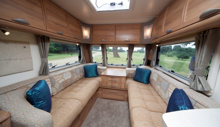 Practical Caravan's expert reviewers give their verdict on the 2011 two-berth Bailey Unicorn Seville caravan for couples
