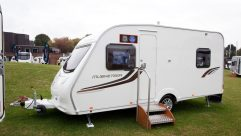 2011 Sprite Musketeer TD review by the experts at Practical Caravan magazine
