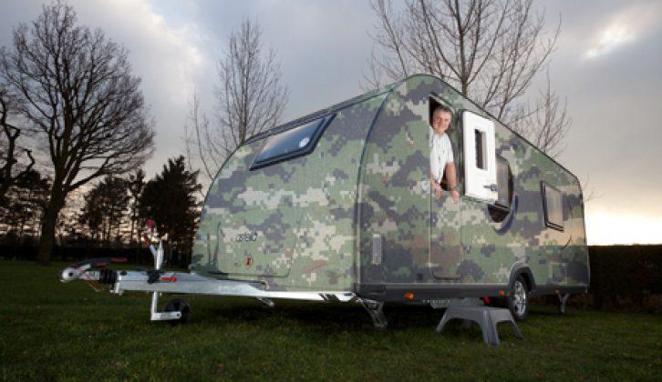 Military caravan