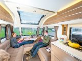 Practical Caravan reviews the 2014 Adria Adora range and here is the Seine model