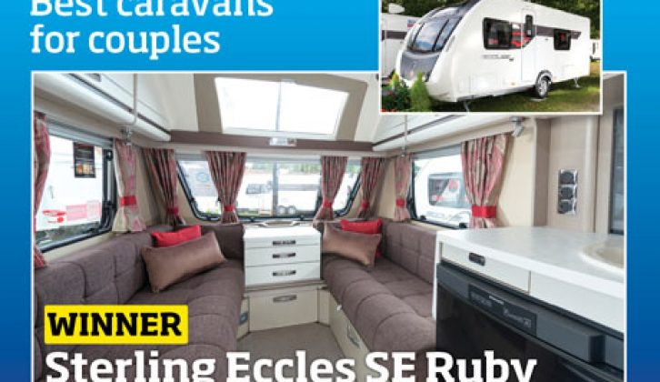 The best caravan for couples in our 2014 awards