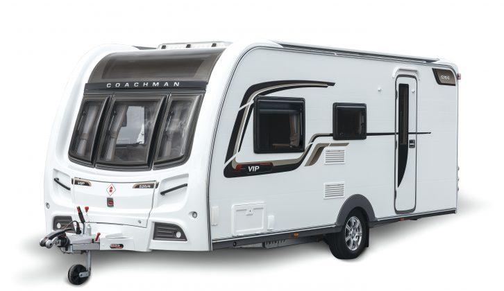 Practical Caravan's experienced team review the new for 2014 Coachman VIP range of caravans