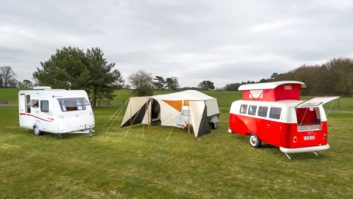 Caravanning: A mainstay of UK tourism