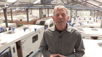 John Wickersham reviews the Bailey Pegasus GT65 Range on The Caravan Channel