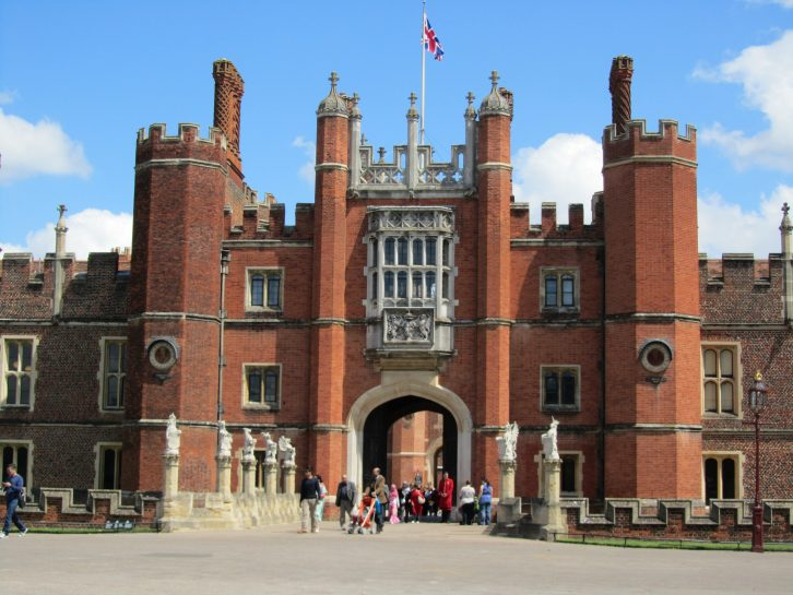 Visit Hampton Court Palace on your caravan holiday in South East England, with Practical Caravan