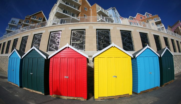 For traditional and modern tourist attractions read Practical Caravan's expert guide to seaside caravan holidays in Bournemouth