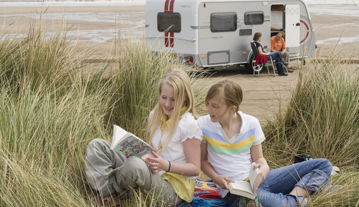 You must take time to enjoy the long, sandy and award winning beach when staying at caravan parks near Skegness – get the most from your tour with Practical Caravan's travel guide