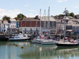 If you love seafood you can eat it, learn to cook it and even catch your own on a trip to Padstow when staying at one of the many campsites in Cornwall