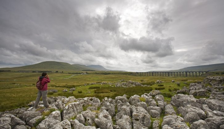 On your caravan holidays in North Yorkshire, visit the striking limestone pavement in Malhamdale, in the Yorkshire Dales National Park