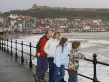 For seaside holidays visit Scarborough, with its sandy beaches and world famous theatre, perfect for family caravan holidays in North Yorkshire