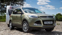 What tow car potential does the Ford Kuga have for your caravan holidays?