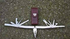With 26 tools, this is a very well equipped product, but the Victorinox SwissTool Spirit III is not cheap