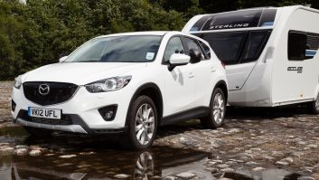 Practical Caravan's tow car experts put the Mazda CX-5 through its paces towing and solo
