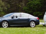 The Peugeot 508 HDi 140 Allure proved itself an able tow car in the Practical Caravan review