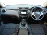 The Nissan X-Trail's cabin has a high quality feel and should sustain wear and tear on caravan holidays