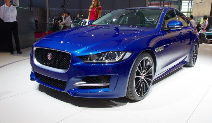 The XF has received high praise as a tow car – how will the new Jaguar XE perform?