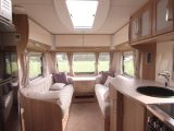 The Lunar Delta TI is the luxurious caravan launched for 2015 by this Preston-based UK manufacturer – take the tour and enjoy the Practical Caravan review