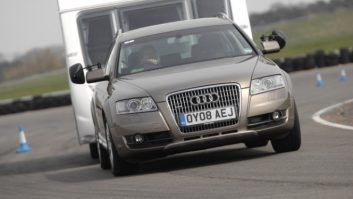Practical Caravan's tow car expert David Motton considers the best used tow cars, including a review of the Audi A6 Allroad