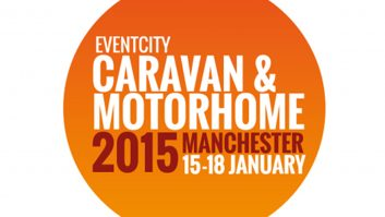Manchester is the place to be between 15 and 18 January 2015 for the Caravan and Motorhome Show at EventCity