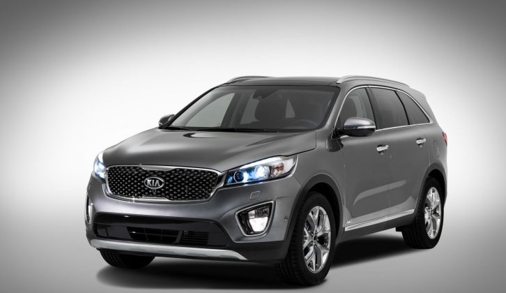 We've already had an exclusive drive of the new Kia Sorento and our expert is looking forward to revealing its towing abilities in 2015