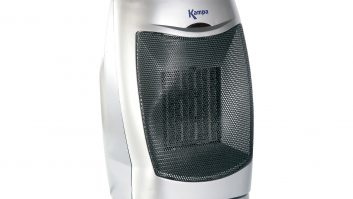 Read Practical Caravan's Kampa 1500W review to see if this portable heater is the one to keep you warm on your caravan holidays