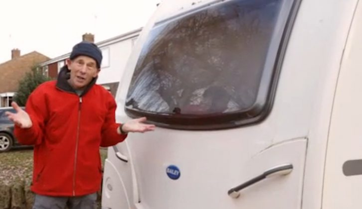 Make sure you're ready for your caravan holidays – get expert van care advice from John Wickersham only on The Caravan Channel