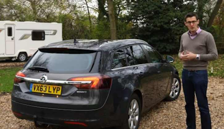Get our Motty's expert verdict on the diesel Vauxhall Insignia Sports Tourer, in our brand new TV show