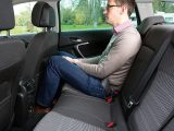 Legroom in the back could be better, however there is a separate air-con control for rear seat passengers