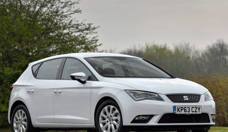 According to our colleagues at What Car?, the Seat Leon 1.6 TDI 110 SE Ecomotive tops their efficiency tables