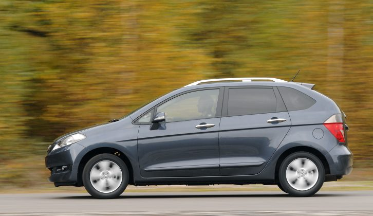 The Honda FR-V 2.2 i-CTDi EX is our pick of the range – read our expert's review to find out more