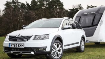 Read our expert Škoda Octavia Scout review and find out why it scored four and a half out of five