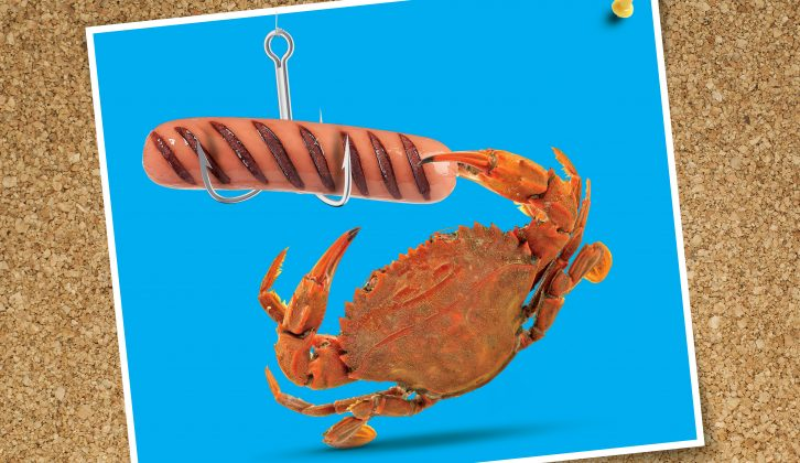 If you're looking for some family fun on this summer's caravan holidays, you could do worse than try crabbing!