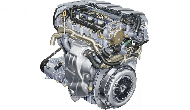 Saab's 2.2-litre TiD engine was replaced by the 1.9, in various states of tune
