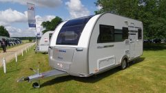 Practical Caravan's Test Editor Mike Le Caplain is one of the first to review the 2016 Adria Altea 472DS Eden – read his verdict
