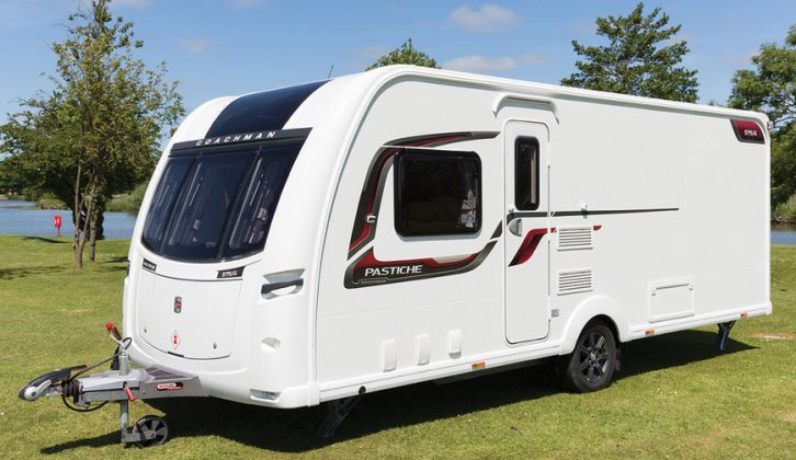 The luxurious Coachman Pastiche 575-4 live-in test is in Practical Caravan's Summer Special