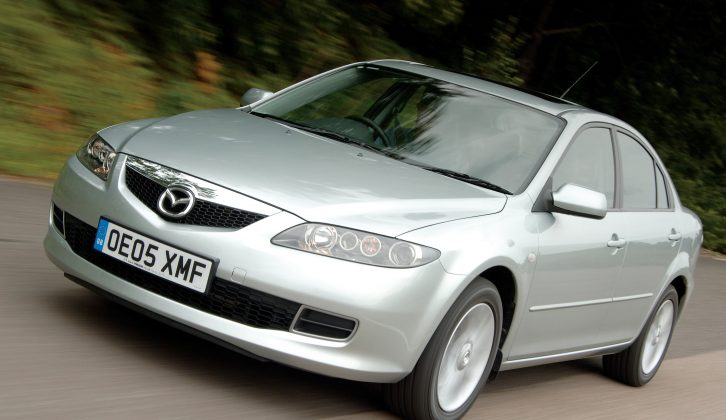 Post spring 2005 facelift versions of the Mazda 6 are the ones to go for