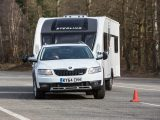 We enjoyed towing with our long-term Škoda Octavia Scout and the brand has topped a recent new JD Power survey