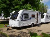 Traditionalist Coachman had quite a few surprises up its sleeve at the 2016 launch, including this new Pastiche 470