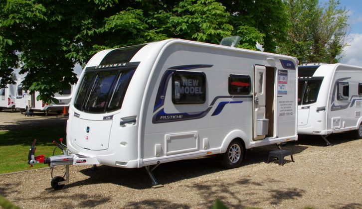 Coachman is launching a few surprises for 2016 – we review the innovative new Pastiche 470
