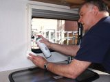 Clean the runners and spray some silicone spray into them. Wipe off any excess