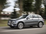 The new Mercedes-Benz GLC replaces the GLK, which was never offered in the UK