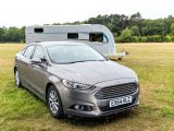 During our test, this 148bhp 2.0-litre diesel Ford Mondeo towed from 30 to 60mph in 12.5 seconds