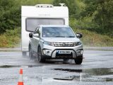 Read our review to find out what tow car ability this 118bhp Suzuki Vitara has