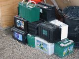 Leisure batteries that are not kept regularly charged will have to be scrapped prematurely – be sure to check out our advice