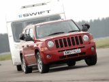 When buying a 2007-2011 Jeep Patriot, rest assured it will be up to towing in any situation