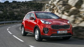 Prices for the new, fourth-generation Kia Sportage start at £17,995