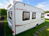 We found this five-berth 2007 Compass Rambler 17/5 for sale for £7495; note the alloy wheels